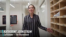 The Boardroom Tour - Anchorage, Alaska