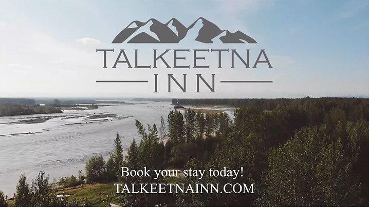 Talkeetna Inn Ad  - Talkeetna, Alaska