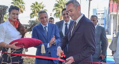 Cérémonie d'inauguration - Myopla Tanger