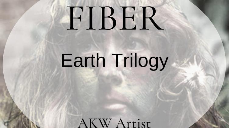 Fiber Sculptural Forms AKW Artist