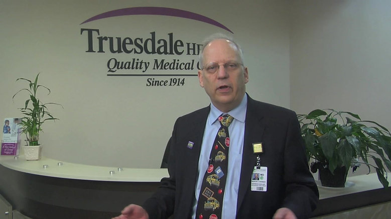 Marvin D. Berman, M.D., President of Truesdale Health