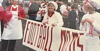 Betty Lehn, Football Mom