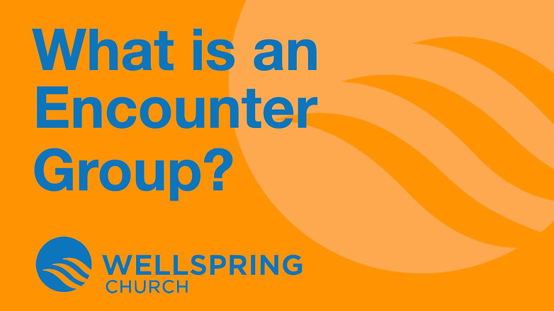 What is an Encounter Group?