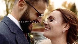 Brittney + Aldo | Falling in Love
