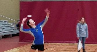 Jordan Jump Serve