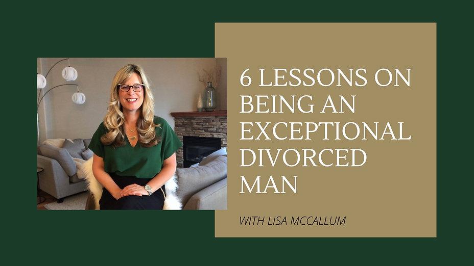 Men's Divorce Course