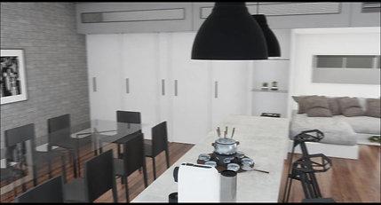 Video Final 2 - Projeto Reforma Interiores Arquitetura Baumann Interiores Copacabana 01