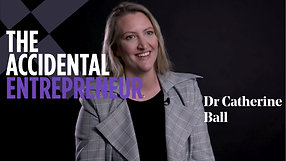 Dr Catherine Ball  | The Accidental Entrepreneur | Saxton Speakers