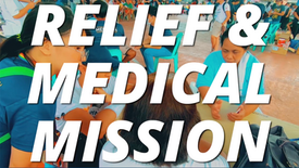 Join Our 2020 Relief & Medical Mission!