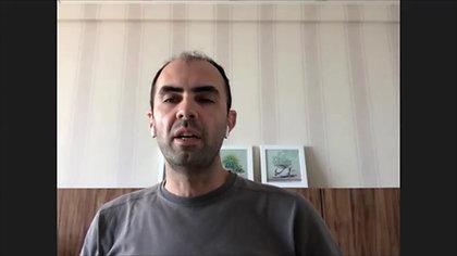 Saulo Costa, engenheiro mecânico e instrutor do DeRose Method
