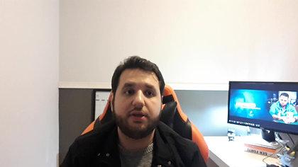 Luiz Feres, jogador profissional de Poker