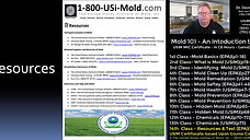 Mold 101 - 14th Class - Resources - Review - Test