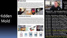 Mold 101 - 11th Class - Hidden Mold (USiM)