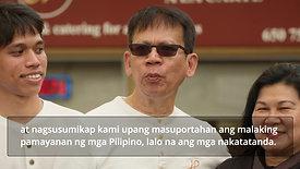 Willy Carandang, Hapag Pilipino