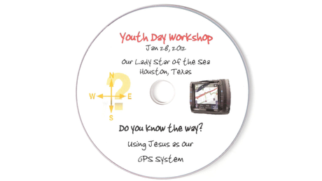 2012 Youth Day Workshop Advertisement