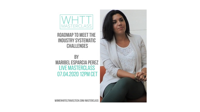 WHTT MASTERCLASS Roadmap to meet the industry systematic challenges by Máribel Esparcia Perez