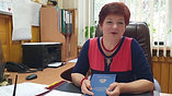 Зам.директора по УПР Золотарёва Елена Николаевна