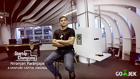 Startup Champions - Niranjan Paranjape, CTO at GO-JEK