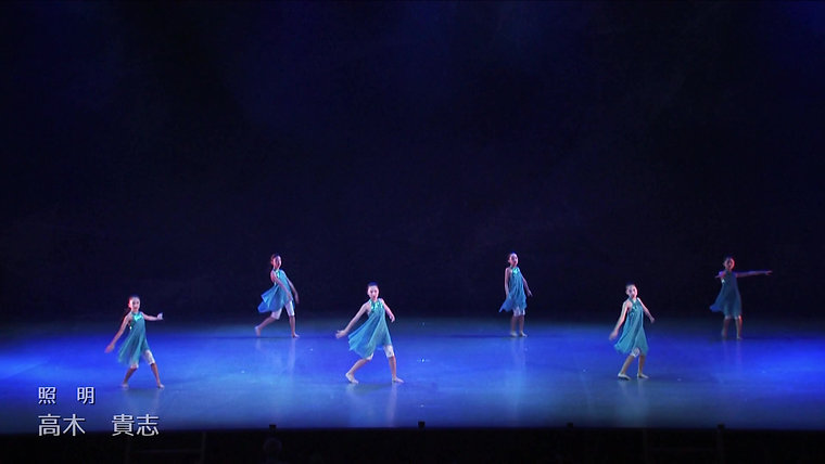 中原なおみモダンバレエスクール Dance Performance