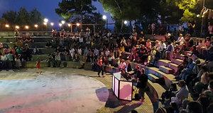 Travesro Festival Lakithra Kefalonia Greece summer 2019
