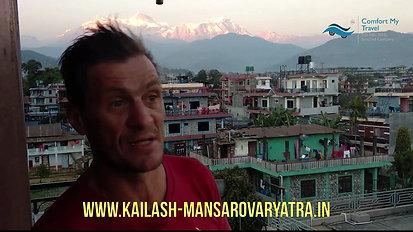 Mr. Thomas testimonial on Kailash Yatra