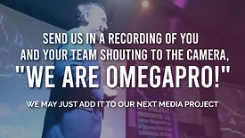 WE ARE OMEGAPRO