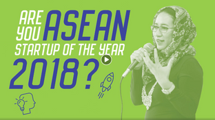 ASEAN Rice Bowl Startup Awards 2018 - Launch Video