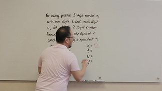 SAT Math Prep - Plugging-in Word Problems