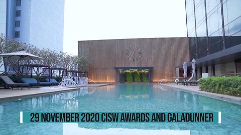 Cisw 2020 gala dinner