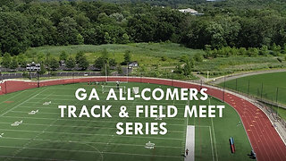 GA All-Comers Track and Field Meet Series 2019
