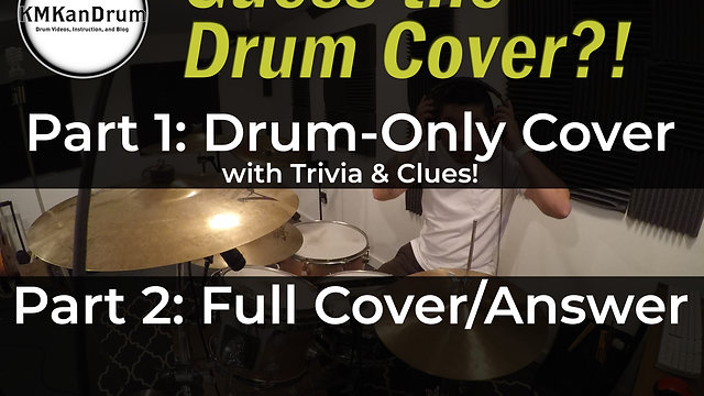 Guess the Drum Cover?!