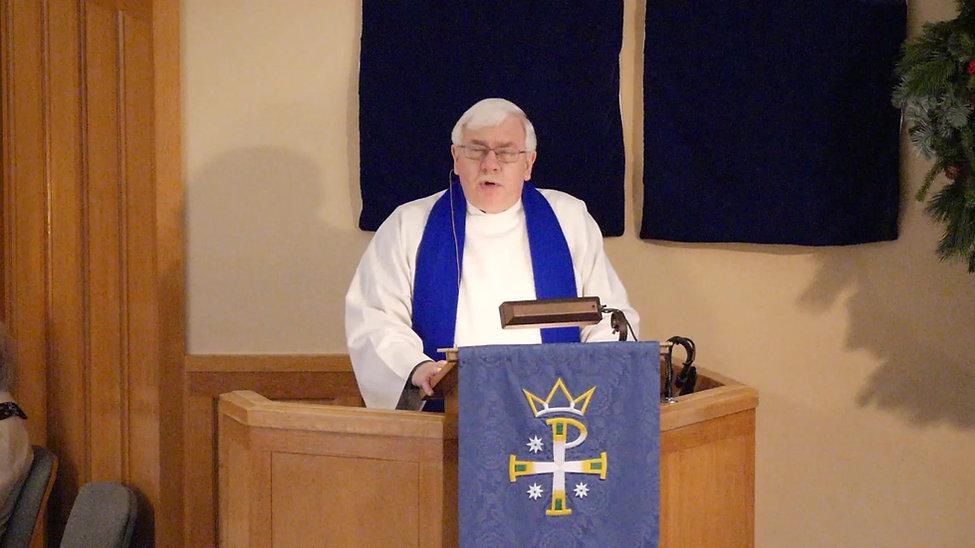 ALC - 3rd Sunday in Advent