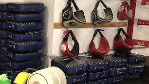 Main training equipment