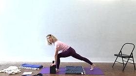 Jill Ganassi Iyengar Level 1: 4/23/20