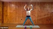 Prenatal Yoga with Jacqui: 10/17/20