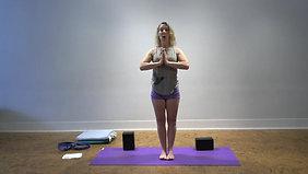 Jill Ganassi Iyengar Level 1: 7/16/20