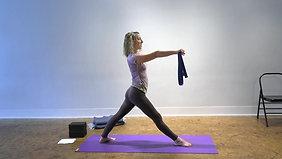 Jill Ganassi Iyengar Level 1: 6/25/20
