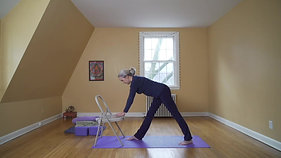 Sarah Knox Yoga for Bone Health