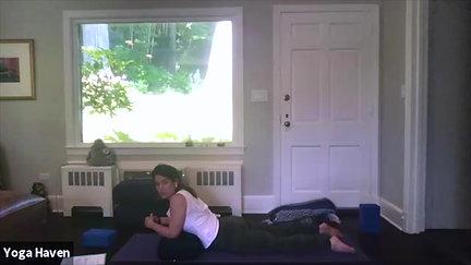 Debbie Zimmerman Yin Yoga: 7/14/20)