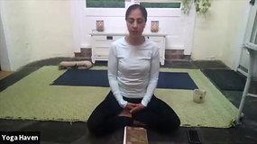 Melissa Jhunja Yoga Nidra: 6/5/20