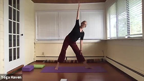 Sarah Knox Yoga for Bone Health:  9/16/20