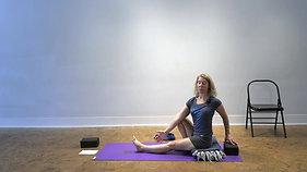 Jill Ganassi Iyengar Level 2: 6/6/20
