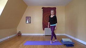 Sarah Knox Yoga for Bone Health #2