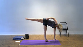 Jill Ganassi Iyengar Level 2: 5/9/20