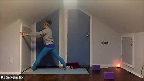 Prenatal Yoga with Jacqui: 5/2/20