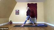 Sarah Knox Yoga for Bone Health: 9/23/20