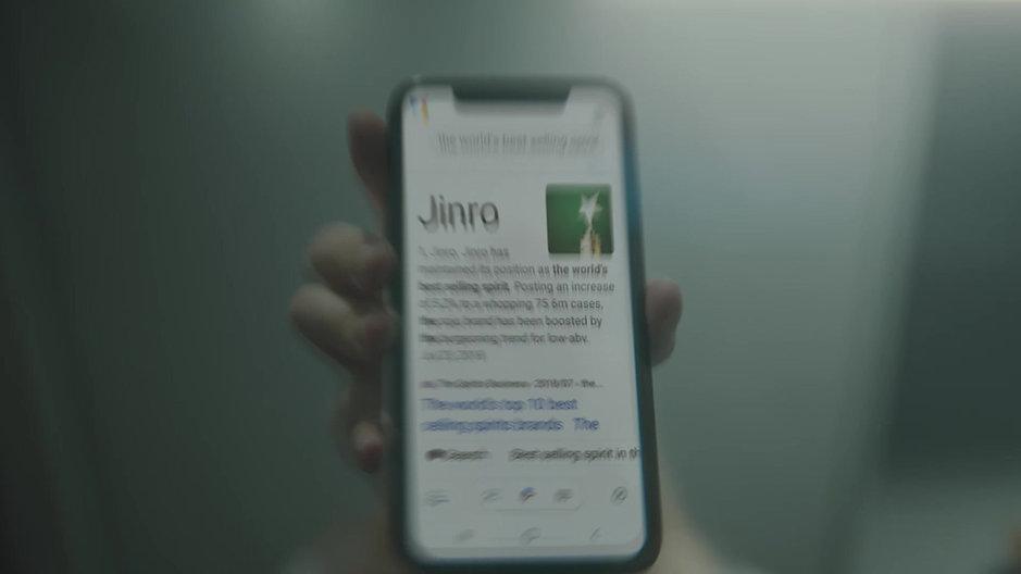 """Jinro TVC B 15"""""""