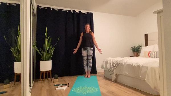 Wellness Remodel Yoga Class