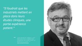 Interview Lucky TV : Jean-François Thébaut