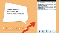Document & Email pour Android